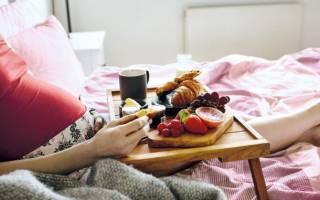 Почему беременная не набирает вес