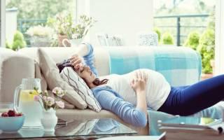 Головная боль при беременности что делать