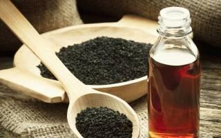Масло черного тмина для лечения геморроя