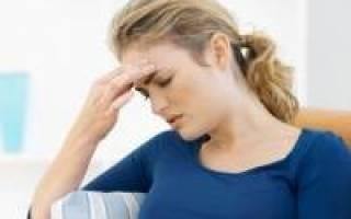 Постоянно болит голова при беременности
