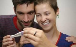 Как пользоваться струйным тестом на беременность