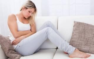 Газообразование при беременности во втором триместре
