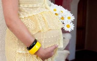Признаки беременности на ранних сроках после эко