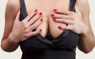 На какой неделе начинает болеть грудь