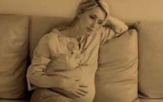 Замершая беременность в третьем триместре