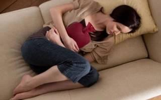 Мажет на раннем сроке беременности